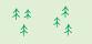 OS 25K symbol - Coniferous trees