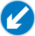 Keep Left - Compulsory