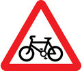 UK Traffic Sign Diagram Number 950 - Cycle Route