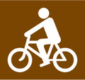 UK Traffic Sign Diagram Number T142 - Cycle Hire