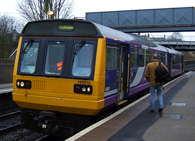 Northern Rail Class 142 - Retford Railway Station