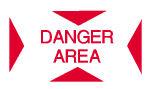 OS25K OPA Danger area