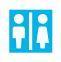 OS25K symbol - Tourist - Public Toilets