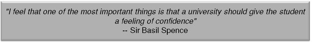 Basil Spence Quote 8