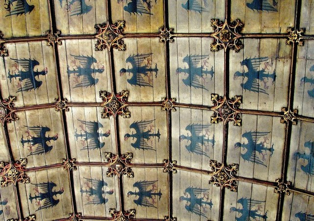 Gt Hospital Eagle Ward roof