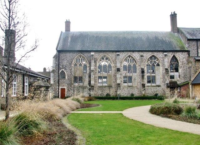 Gt Hospital St Helen chancel