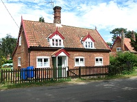 Cottage in Earsham