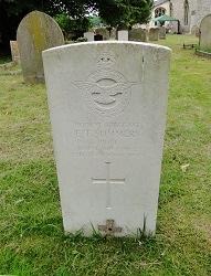 ET Summers (gravestone)